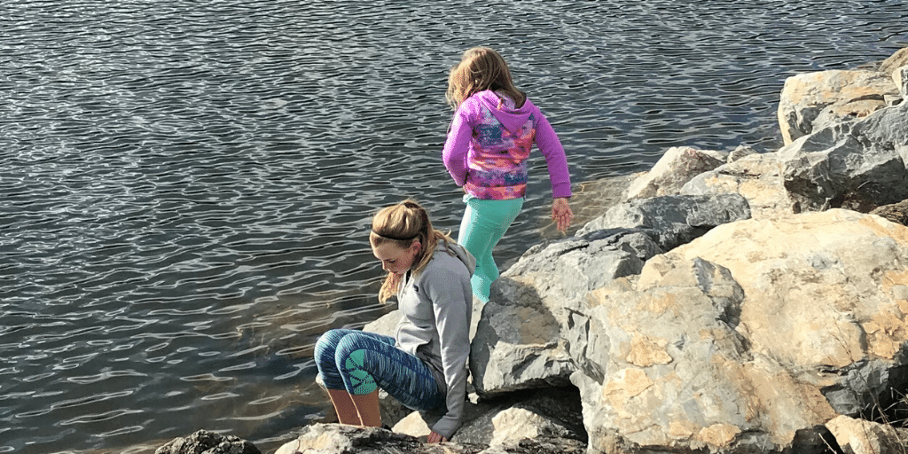 Children need nature, connecting your grandchildren to nature